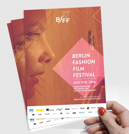 marcela grupp | design & creative direction Berlin fashion film festival